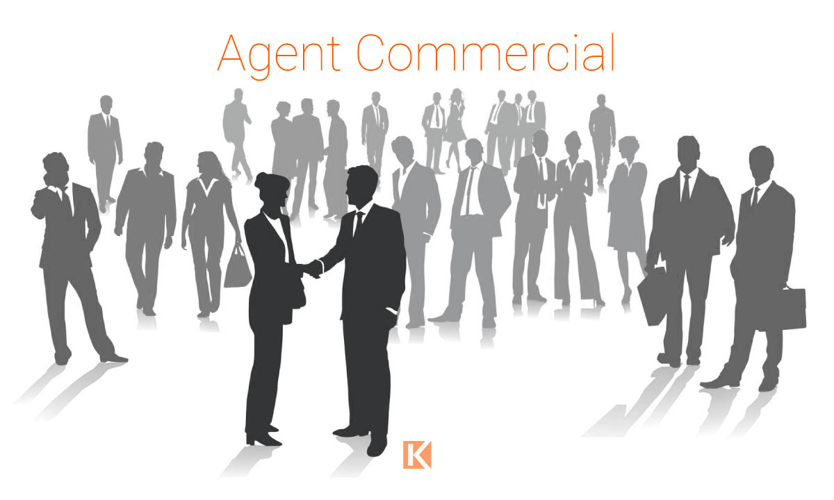 avis de recrutement agent commercial